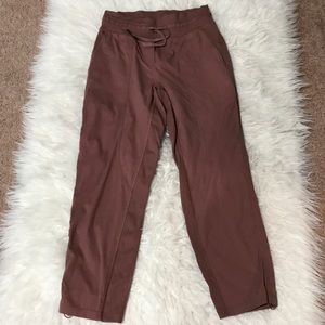 Lululemon Dance Studio Joggers Mauve Unlined